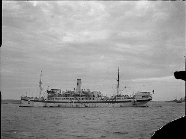 HMHS Amarapoora
