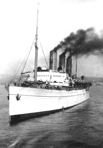 Empress of Asia 1928