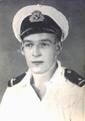 Kenneth Taylor WWII
