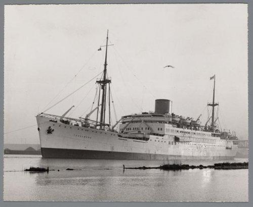 MS Tegelberg--Amsterdam city Archives